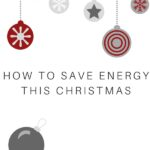 How to save energy this Christmas