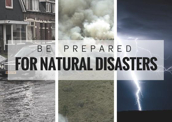 natural disaster survival kit