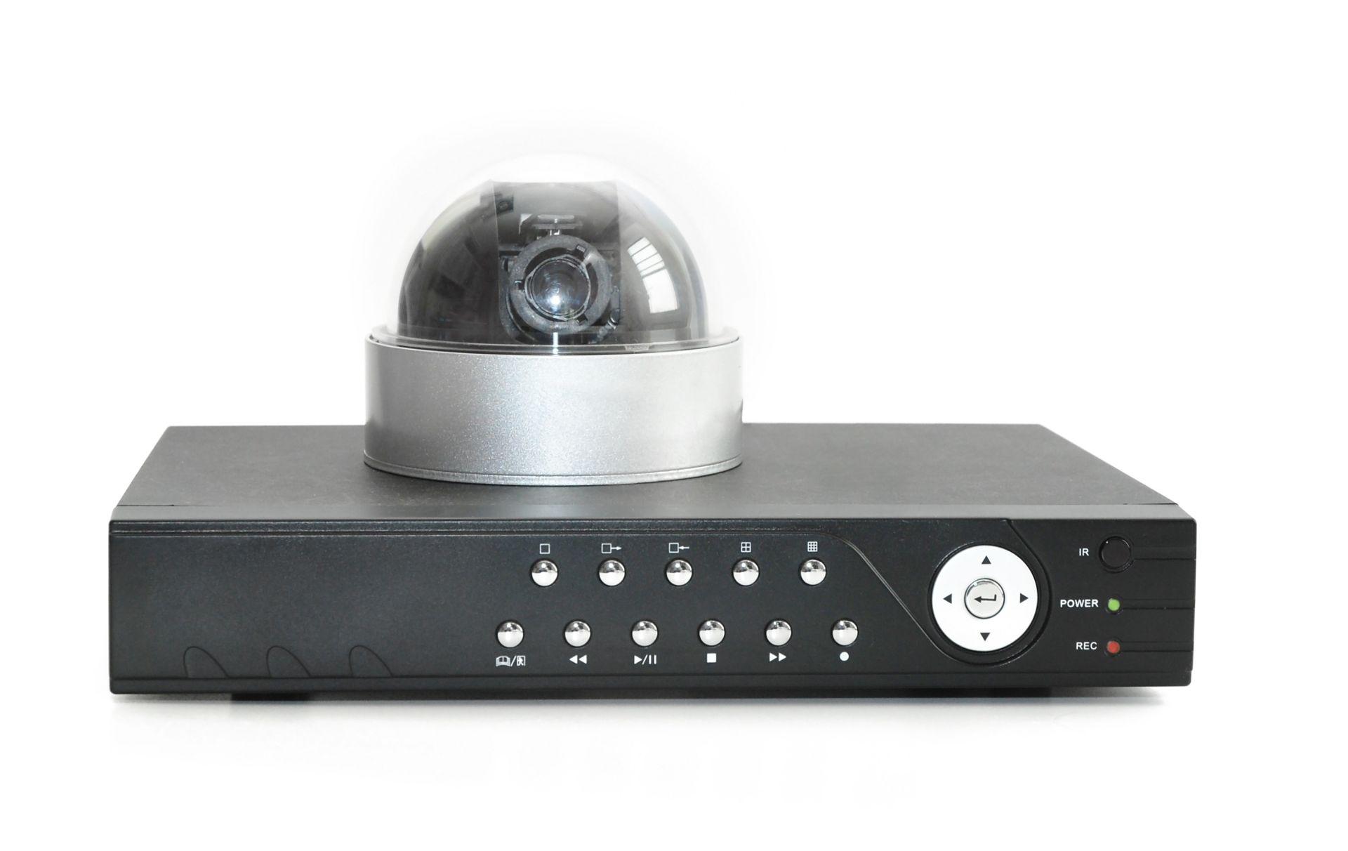 UPS Network Video Recorder NVR Applications