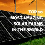 amazing solar farms