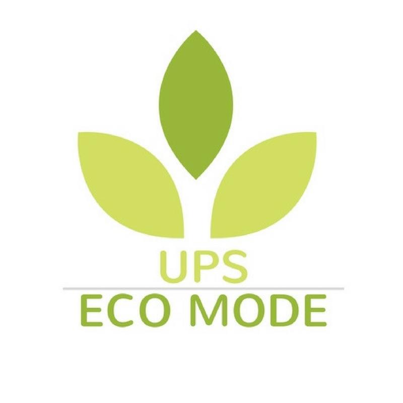 UPS eco mode