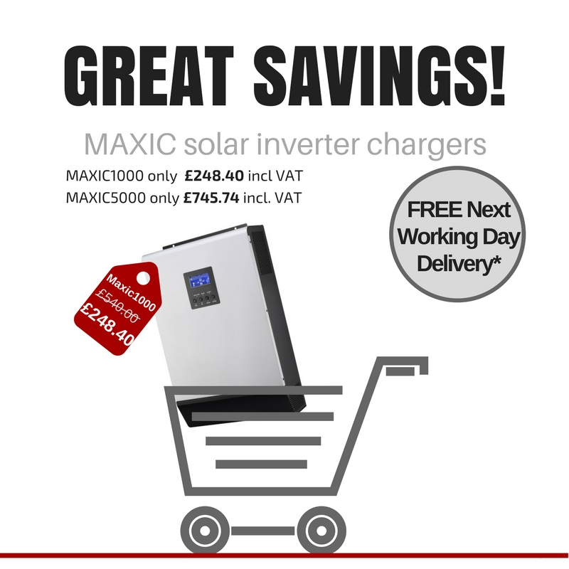 maxic special offer