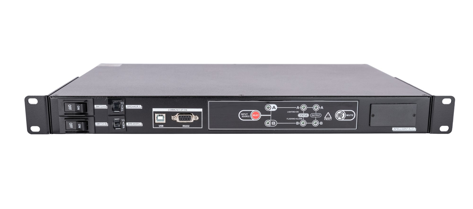 Automatic Transfer Switch ATS-16A Front