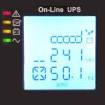 VFI-B LED + LCD Display