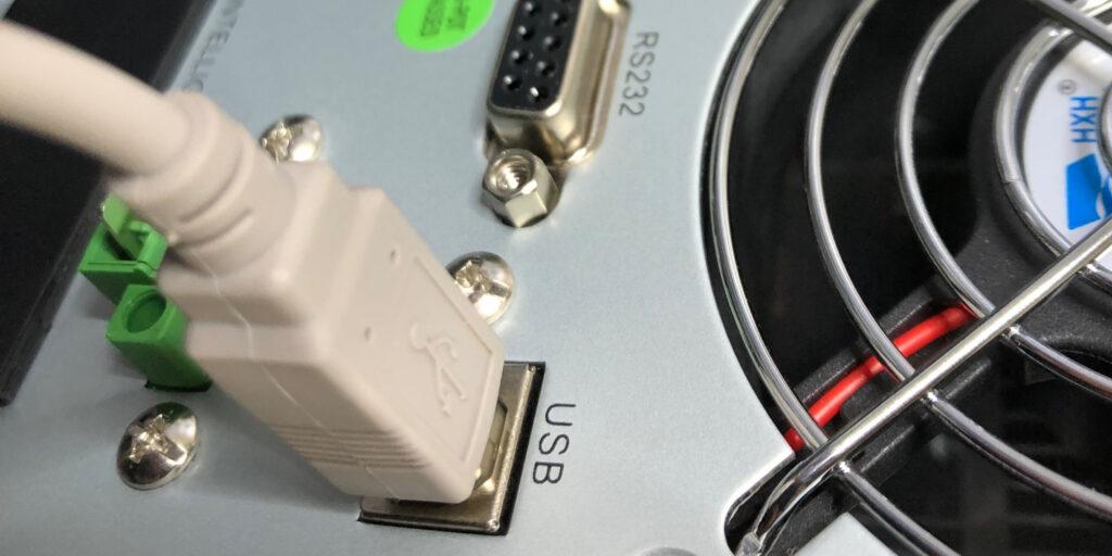 UPS HID Compliant USB Interface